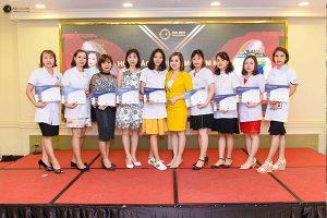 Eva Xinh ccam kết 100% việc làm sau tốt nghiệp