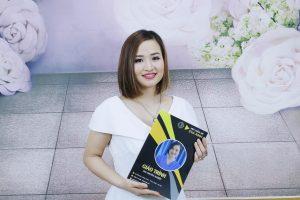 Học viện Evaxinh đào tạo với giáo trình chuyên nghiệp