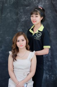 Khóa học make up chuyên nghiệp tại Eva Xinh